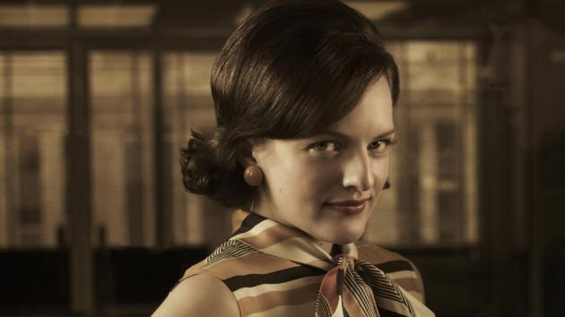 Elizabeth Moss as Peggy in 'Mad Men' Season 5 -- AMC