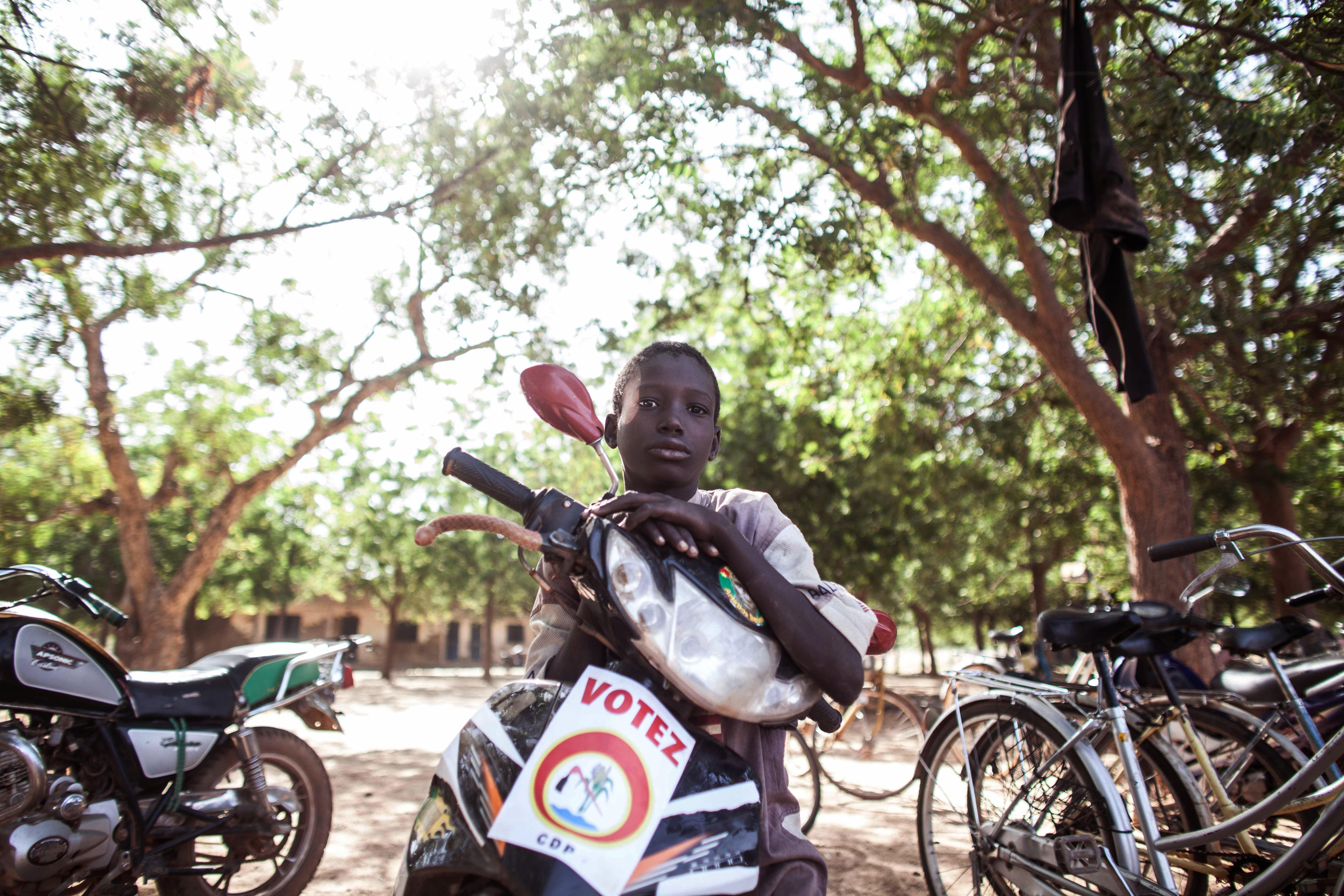 Burkina Faso ex-leader's hometown adapts to life without him