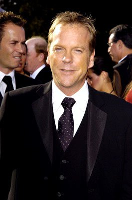 Kiefer Sutherland 56th Annual Emmy Awards - 9/19/2004