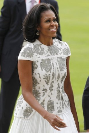The First Lady in J. Mendel