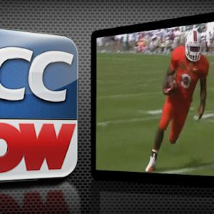 Florida State Prepares To Stop Miami's Duke Johnson | ACC NOW