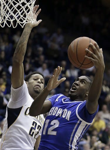 McDermott scores 34 as No. 16 Creighton beats Cal