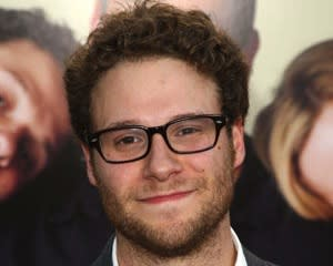 Seth Rogen to Swing by The Mindy Project
