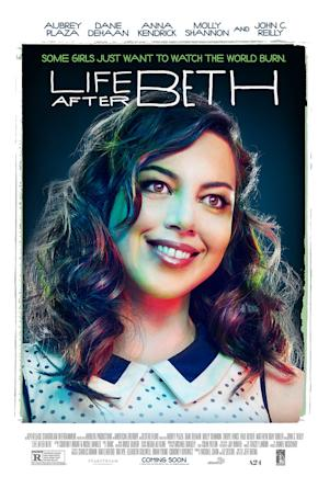 "Aubrey Plaza follows ""Monsters University"" with ""Life After Beth."""