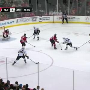 Cory Schneider Save on Nick Spaling (10:19/3rd)