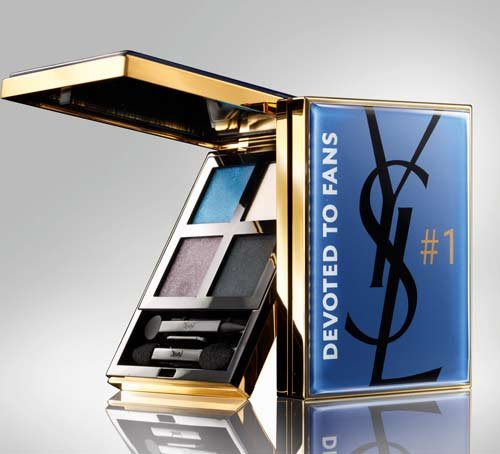 YSL Launch A Palette for their Facebook Fans!
