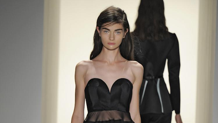 Calvin Klein - Runway RTW - Spring 2013 - New York Fashion Week