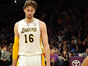 Pau Gasol Trade Rumors: Los Angeles Lakers Win by Not Acquiring, Waiving Andrew Bynum