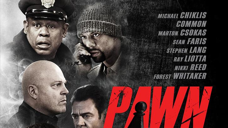 Pawn DVD Box Art