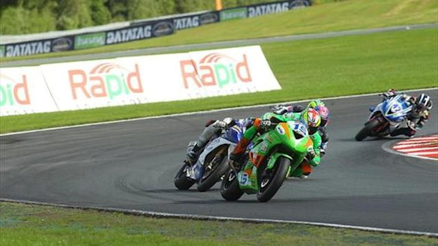 Cadwell BSB: Wilson takes race one victory as Seeley crashes out