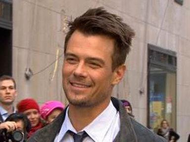 Josh Duhamel Reveals Valentine's Day Plans