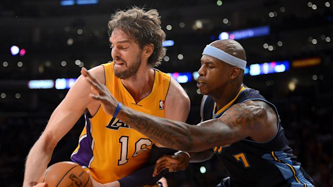 Denver Nuggets v Los Angeles Lakers - Game Seven