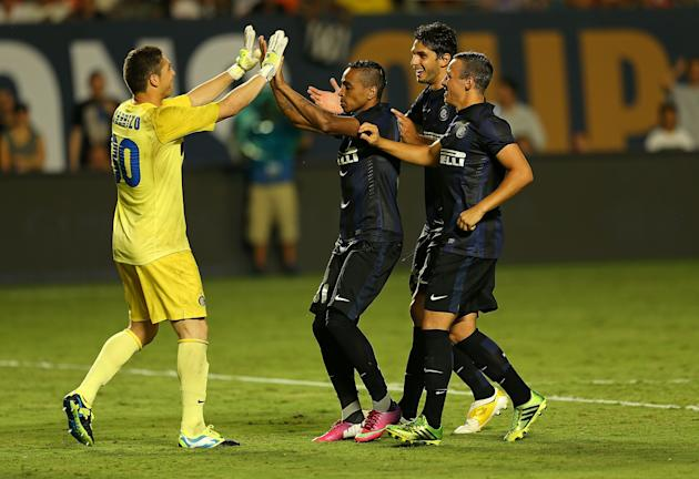 International Champions Cup 2013 - Seventh Place Match