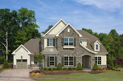 Brand new golf course community to open this weekend in Fort Mill, SC. Standard Pacific Homes will introduce five stunning new home designs in the com...