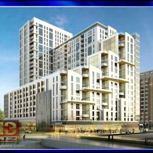 Harbor East Welcoming Plans For New High Rise