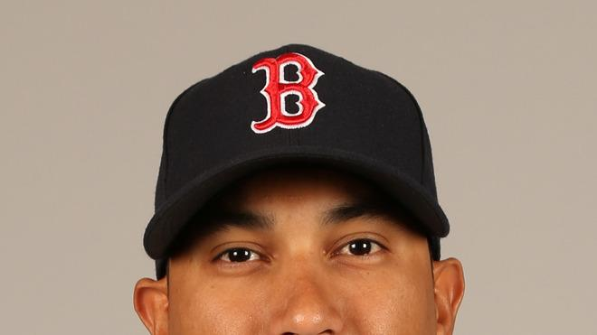 Felix Doubront Baseball Headshot Photo