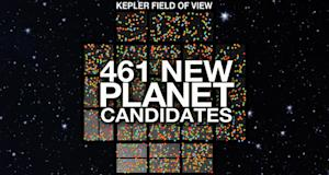 NASA Finds 461 Alien Planet Candidates, Some Possibly Habitable