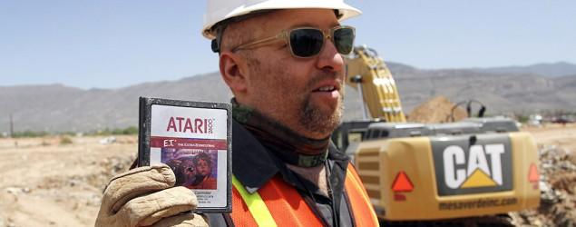Buried Atari cartridges sell for more than $100,000