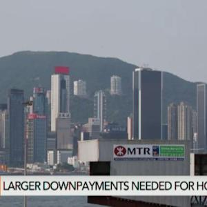 Hong Kong Moves to Cool Property Prices