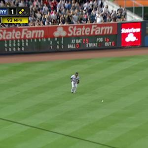 Teixeira's game-tying single