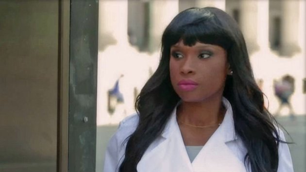 Jennifer Hudson Spoofs 'Scandal' for Obamacare (ABC News)