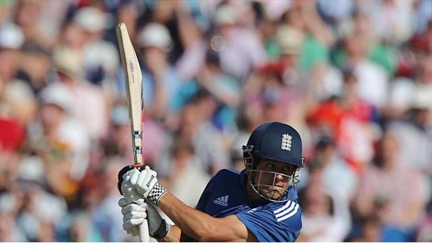 Cricket - New Zealand v England: First ODI LIVE