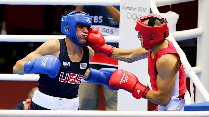 Olympics Day 2 - Boxing