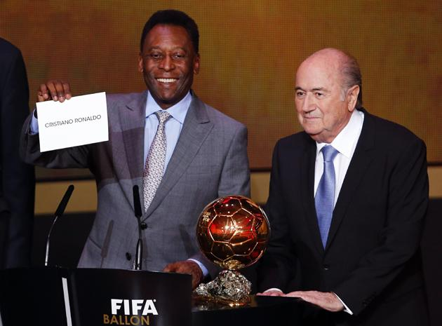 Legend Pele branded 'traitor of the century' in Brazil