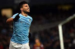 Pellegrini: Aguero to return for Manchester City against Liverpool