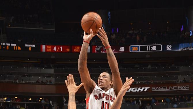 Raptors beat Magic for eighth straight time