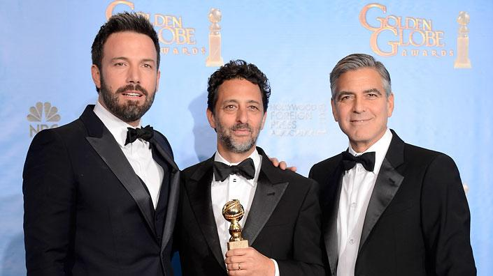 Affleck and Clooney