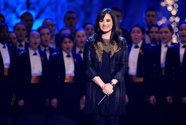 Demi Lovato will be performing in Singapore on 18 March. (Getty Images)