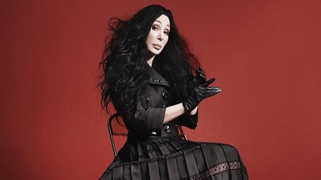 Cher, 69, Is Fiercer Than Ever as the New Face of Marc Jacobs
