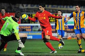 Liverpool star Suarez 'laden with controversy', insists Manchester United boss Sir Alex Ferguson