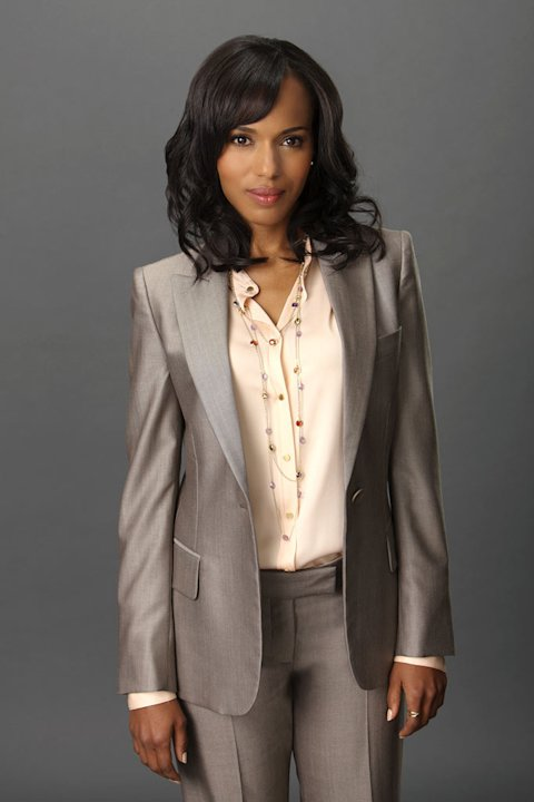 "Kerry Washington stars as Olivia Pope in ""Scandal."""