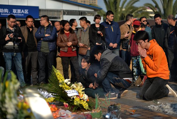 Chinese court upholds death sentences in Kunming attack