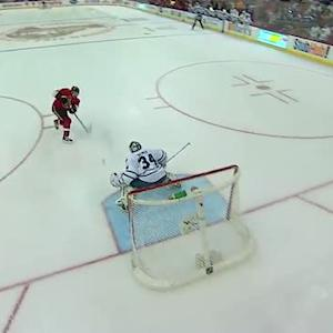 Michalek sent away by James Reimer