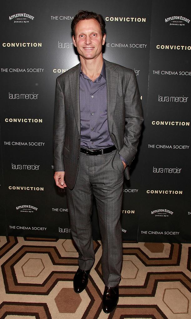 Conviction NY screening 2010 Tony Goldwyn