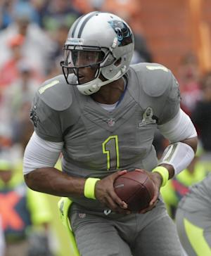 Panthers exercise 5th-year option on QB Newton