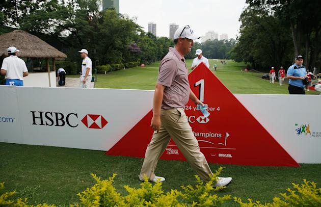Brasil Champions Presented by HSBC - Round Two