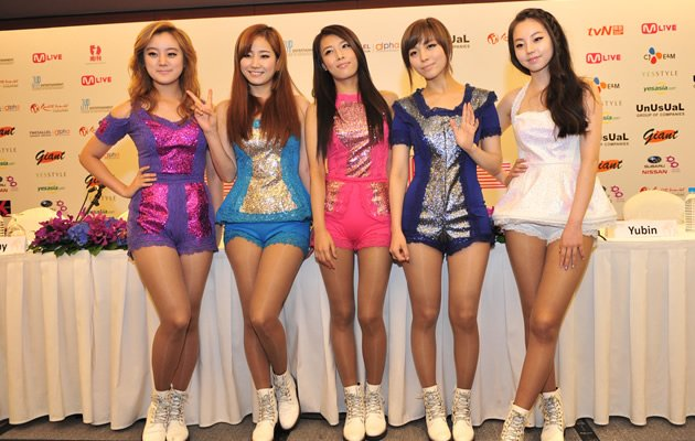 Wondergirls stick to their superhero formula (Photo courtesy of Parallel Smart Media Asia Alpha Entertainment)