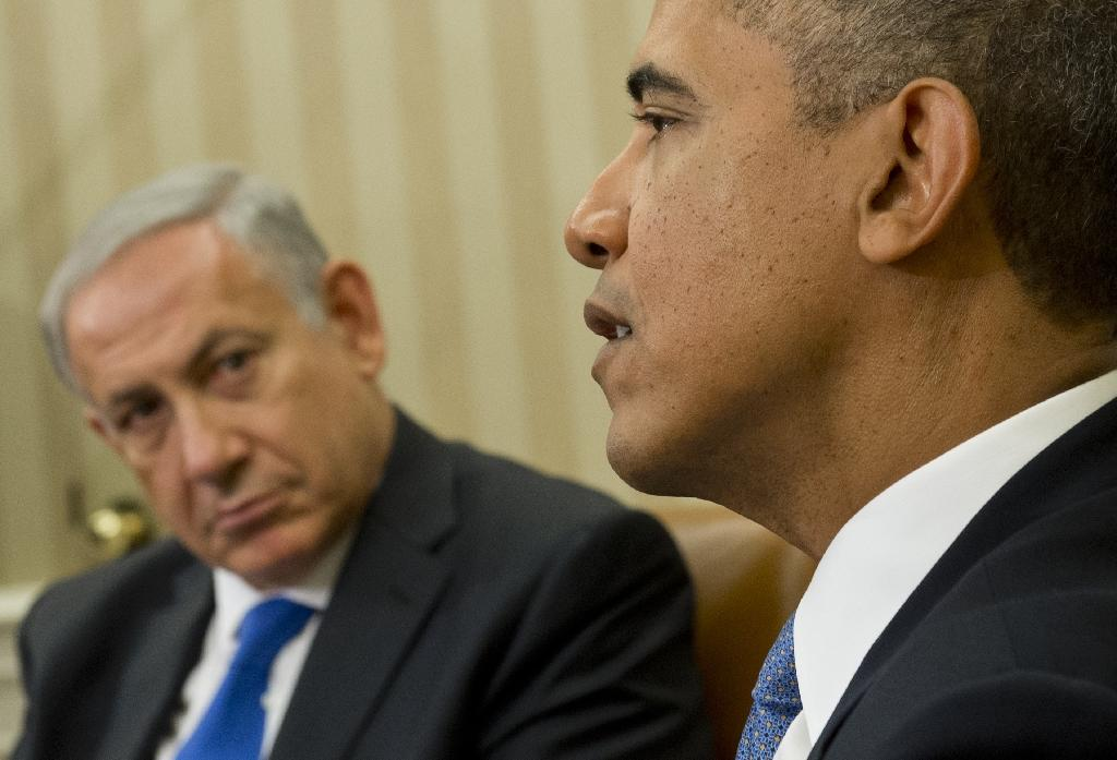 Obama warning over Netanyahu 'unjustified'
