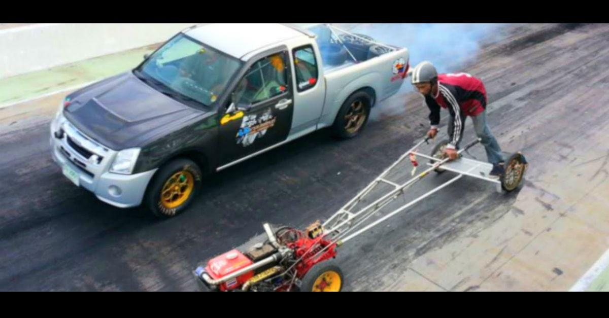 Crazy Drag Race Matchup! Watch What Happens!