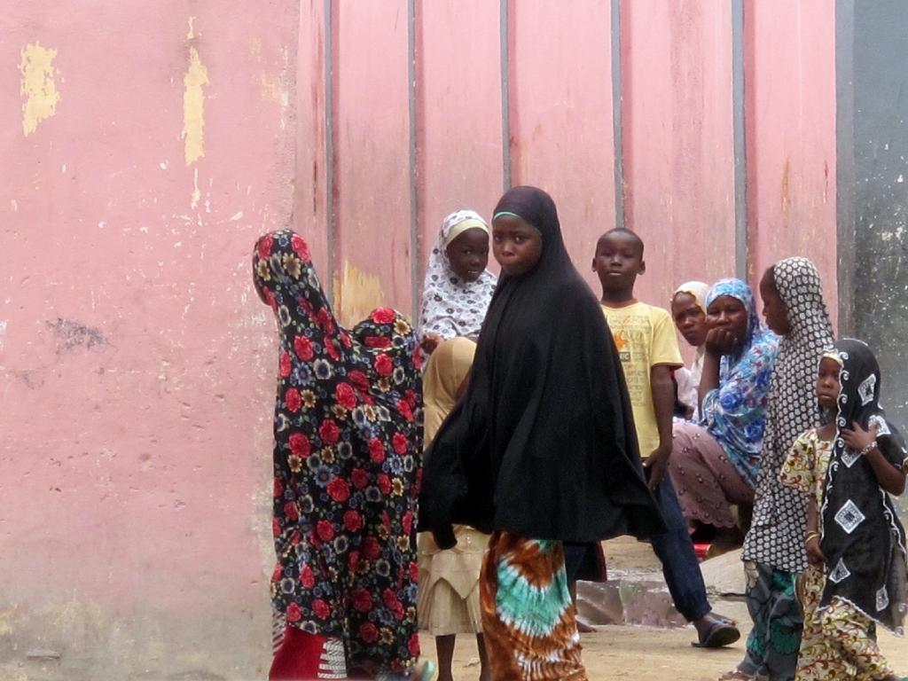 UN delivers food to starving displaced by Boko Haram