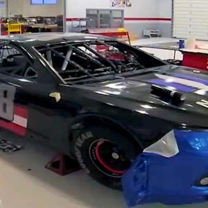 Time lapse: Junior's Daytona Nationwide scheme