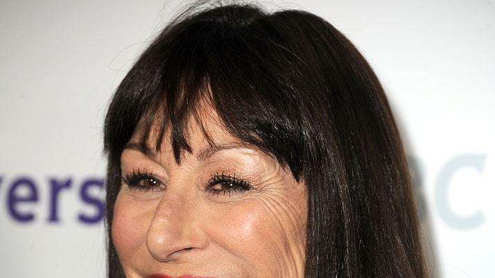 "Anjelica Huston (""Smash"") attends the 2012 NBC Universal Winter TCA All-Star Party at The Athenaeum on January 6, 2012 in Pasadena, California."