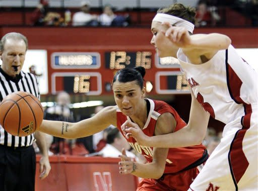 No. 23 Nebraska women upset No. 8 Ohio St. 71-57