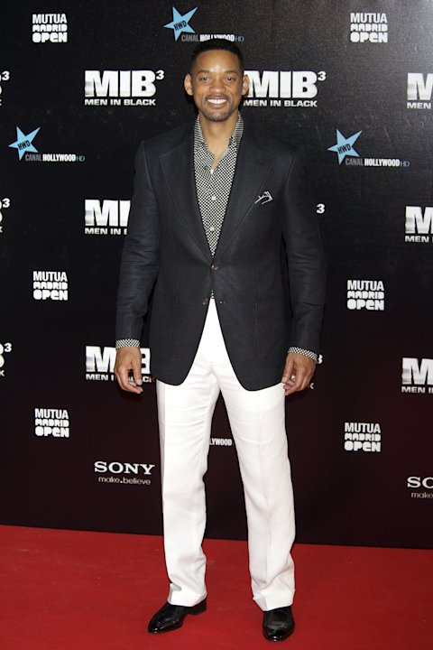 'Men In Black 3' Madrid Premiere