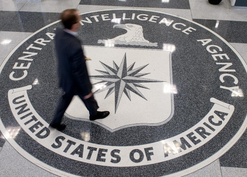 Top spy at CIA stepping down