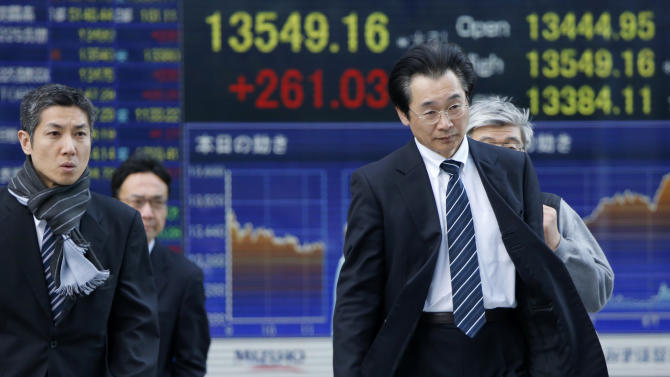 Markets solid after drop in US jobless claims